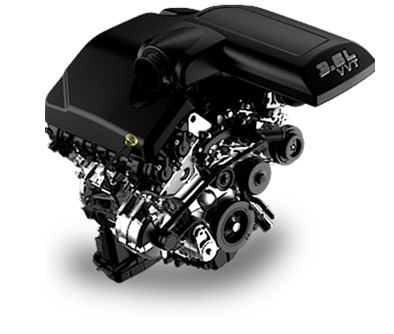 2014 Ram 1500 3.6L Pentastar V6 Engine Thumb
