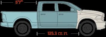 1500 Crew Cab