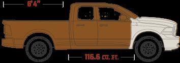1500 Quad Cab