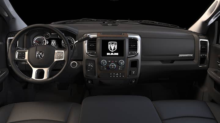 2015 RAM 1500 for lease near Fort Pierce, Florida