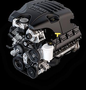 2014 Ram 1500 5.7 Hemi Horsepower