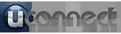 "Pantalla táctil Uconnect<sup>®</sup> multivisión de 8.4"" a todo color en el panel de control central de Ram"