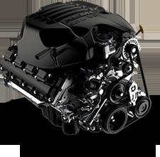 2014 Ram Chassis Cab 5.7 Liter Hemi V8 Engine