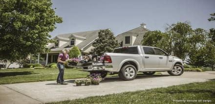 Camioneta Ram 1500 Outdoorsman 2015 de trabajo liviano