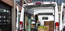 Ram C/V Tradesman Cargo Van 2015