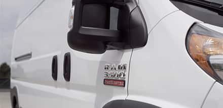 Durabilidad de la Ram ProMaster Cargo Van 2015