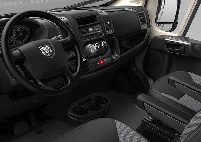 Ram Promaster Interior Dashboard Sm on Dodge Ram Van 3500