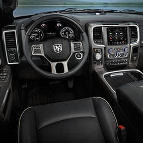 2016 ram 1500 interior and exterior photos and video gallery. Black Bedroom Furniture Sets. Home Design Ideas