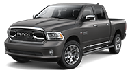 2016 Ram 1500 Laramie Limited Front Side Driver Exterior View