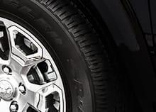 Ram 1500 Limited: ruedas de aluminio cromado con inserción de cromo