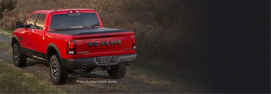 Ram 1500 Rebel big sky