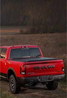 Ram 1500 Rebel: Rambox
