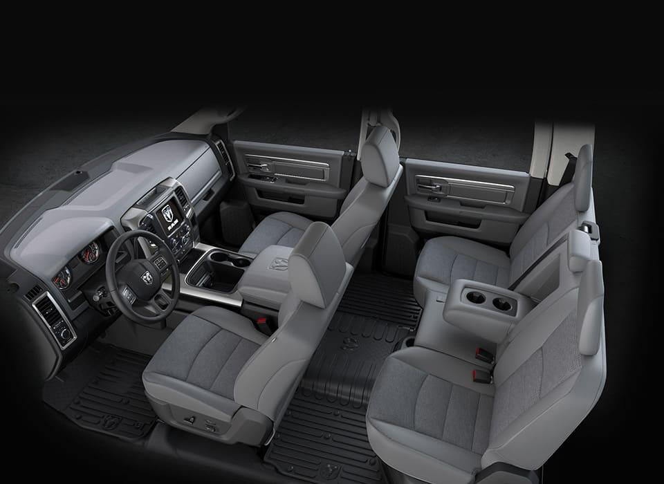 2500_ram_slt - 2013 Dodge Ram 2500 Interior