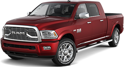 ram 2500 limited - 2015 Dodge Ram 2500 Red