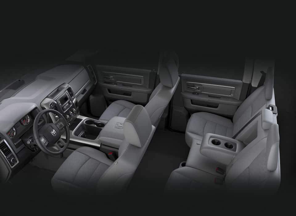 3500_ram_slt - Dodge Ram 3500 Interior
