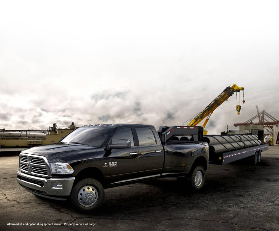 2016 ram 3500 heavy duty trucks capability performance. Black Bedroom Furniture Sets. Home Design Ideas