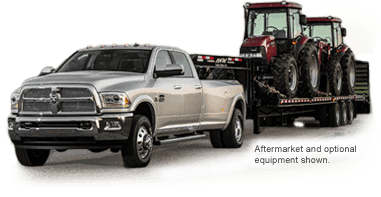 2016 Ram 3500 Capability Highlights Towing Payloads