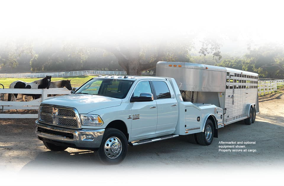 2016 ram chassis cab capability performance. Black Bedroom Furniture Sets. Home Design Ideas