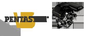 Motor Pentastar V6 3.6L de camionetas Ram 2016