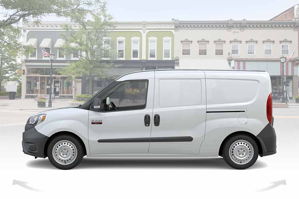2016 ram promaster city exterior features. Black Bedroom Furniture Sets. Home Design Ideas