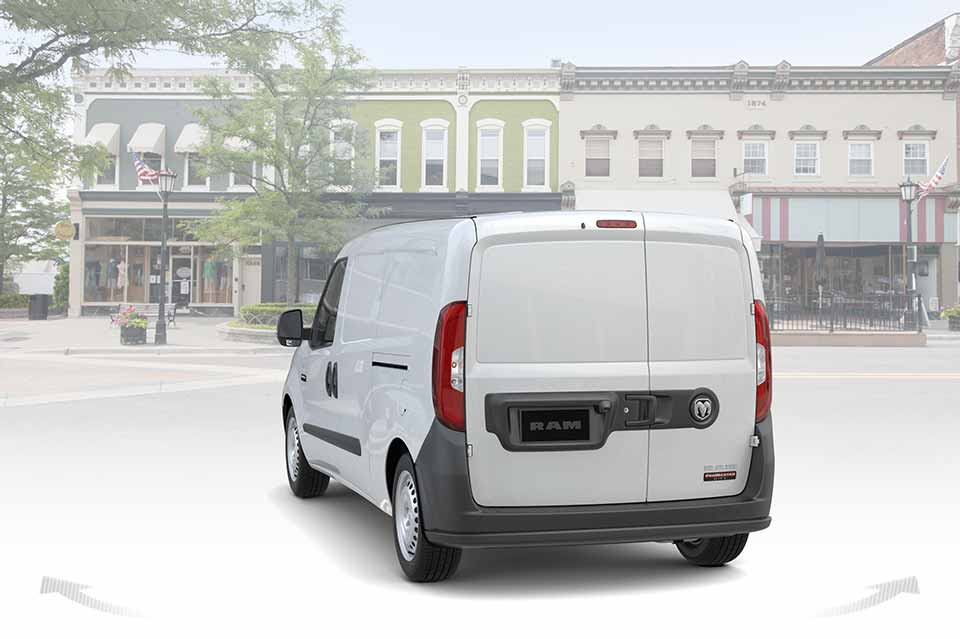 2016 ram promaster city cargo van and passenger wagon. Black Bedroom Furniture Sets. Home Design Ideas