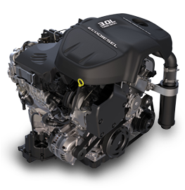 Ram 1500HFE EcoDiesel Engine  Fuel Economy  Efficiency