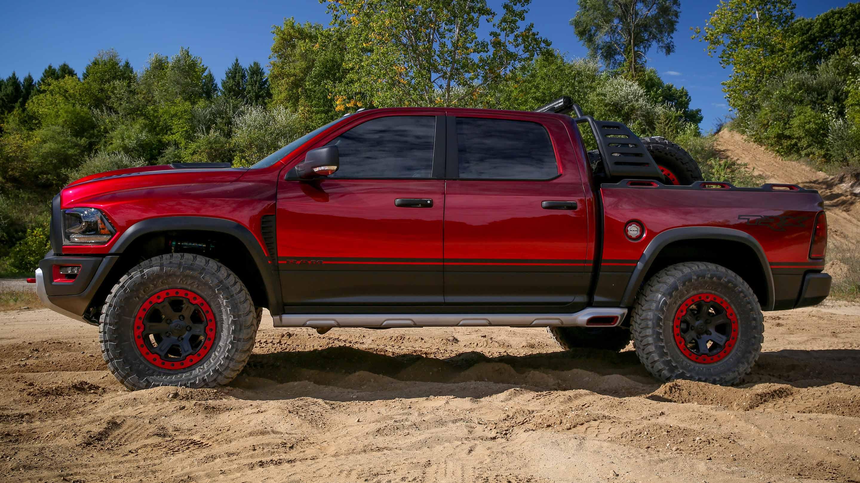 New Ram Truck >> Ram Reveals Their New Rebel Trx Concept Ram Trucks For Sale In
