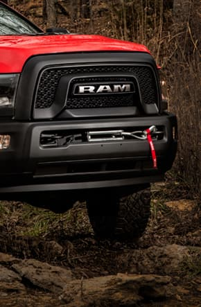 2017 Ram Power Wagon passenger side front