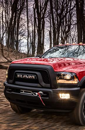 2017 Ram Power Wagon drivers front quarterpanel