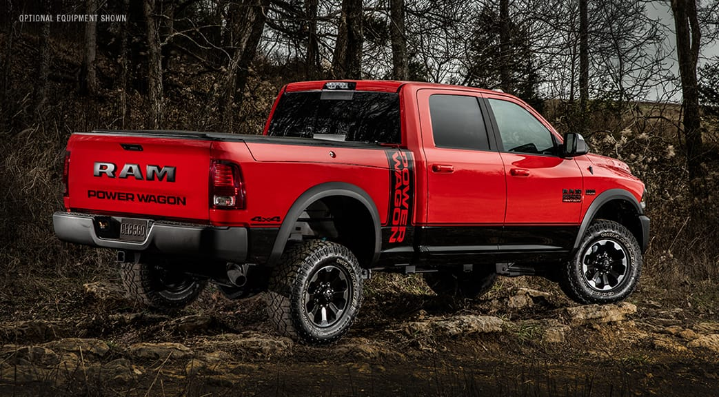 new 2017 ram power wagon for sale near memphis tn. Black Bedroom Furniture Sets. Home Design Ideas