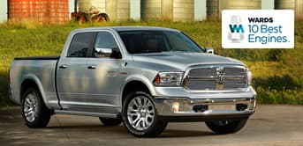 Ram 1500 - Wards – One of 10 Best Engines