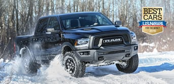 Ram 1500 - Premio Mejor camioneta de tamaño completo