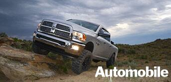 Ram 1500 - Automobile Magazine All-Star