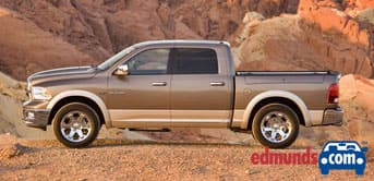 Ram 1500 - Edmunds.com - Consumers' Top Rated® Large Light-Duty