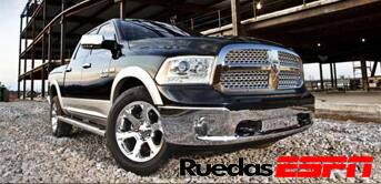 Ram 1500 - Ruedas ESPN Truck of the Year