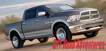 Ram 1500 - Off-Road Adventures Magazine - Manufacturer of the Year