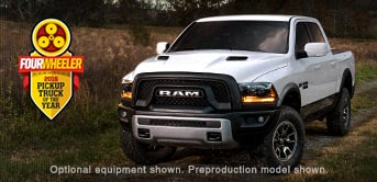 Ram 1500 - Pickup Truck of the Year