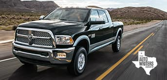 Ram 2500: reconocida como Camioneta de trabajo pesado: Truck of Texas