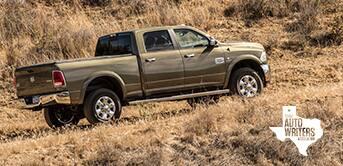 Ram 2500: la camioneta de trabajo pesado de Texas
