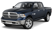 2016 Ram 1500 Big Horn Front Side Driver Exterior View