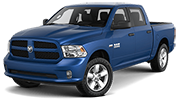 2016 Ram 1500 Express Front Side Driver Exterior View