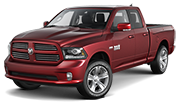 2016 Ram 1500 Sport Front Side Driver Exterior View