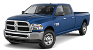 2014 Ram 2500 SLT Front Side Driver Exterior View