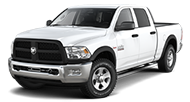 Ram Trucks 2500 Power Wagon Tradesman 2016