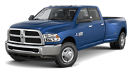 2014 Ram 3500 SLT Front Side Driver Exterior View
