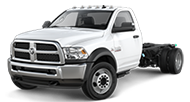 2014 Ram Chassis Cab 4500 Regular Cab SLT Front Side Driver Exterior View