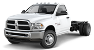 2016 Ram Chassis Cab 3500 Regular Cab SLT Front Side Driver Exterior View