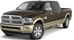 2014 Ram 2500 Front Side Driver Exterior View