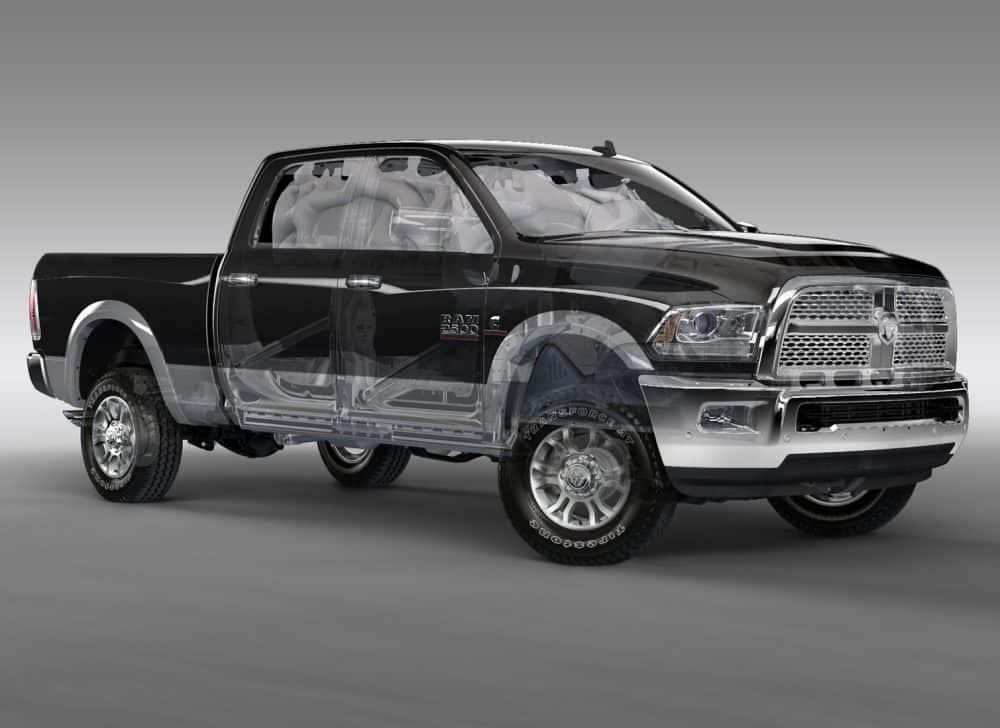2018 Ram Trucks 2500 - Warranty & Durability Features