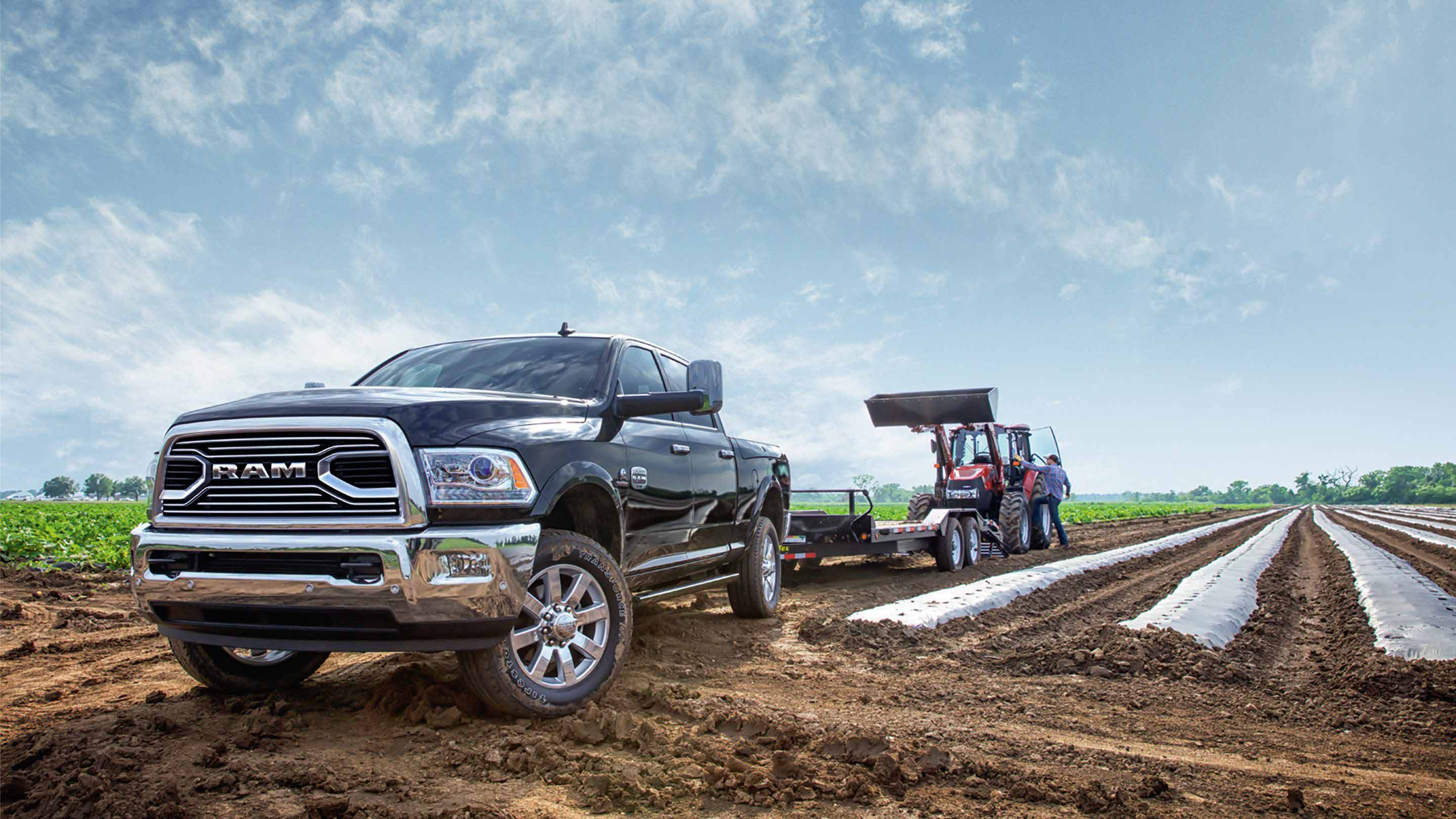 2018 Ram Trucks 2500 Towing Off Road